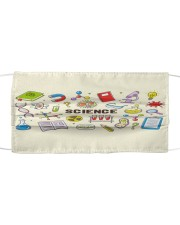 Science  21 Cloth face mask front