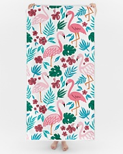 Flamingo Beach Towel aos-tc-beach-towels-lifestyle-front-04