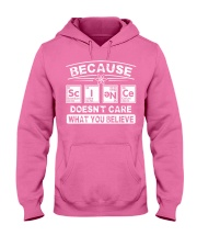 Science Hooded Sweatshirt thumbnail