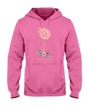 Rose Breast Cancer Awareness Hooded Sweatshirt thumbnail