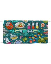 Science 8 Cloth face mask front