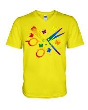 Be Different V-Neck T-Shirt thumbnail
