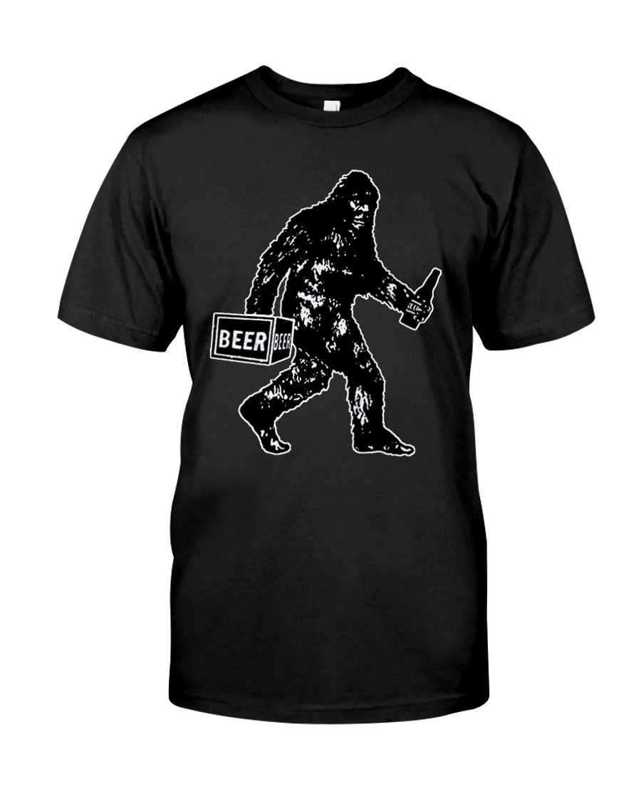 Beer Big Foot Classic T-Shirt