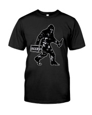 Beer Big Foot Premium Fit Mens Tee thumbnail