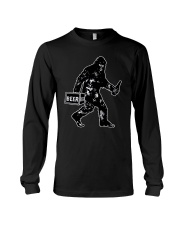 Beer Big Foot Long Sleeve Tee thumbnail