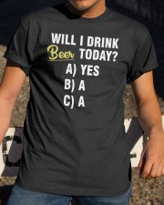 Beer Options Classic T-Shirt apparel-classic-tshirt-lifestyle-28