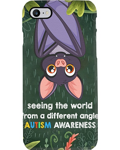 Autism Seeing The World