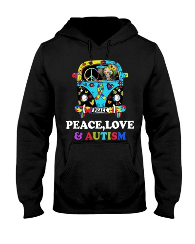 Peace Love And Autism