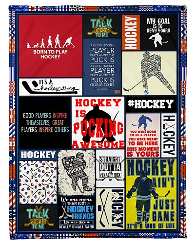 Hockey Is Pucking Awesome