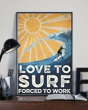 Surfing Love To Surf 16x24 Poster lifestyle-poster-2