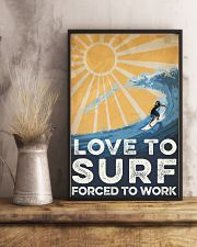 Surfing Love To Surf 16x24 Poster lifestyle-poster-3