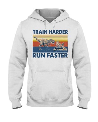 Fitness Train Harder Run Faster