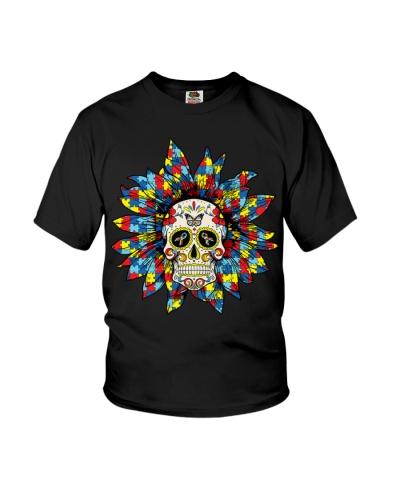 Autism Skull