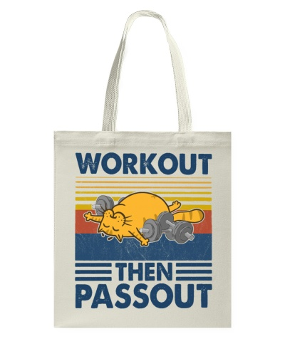 Fitness Workout Then Passout