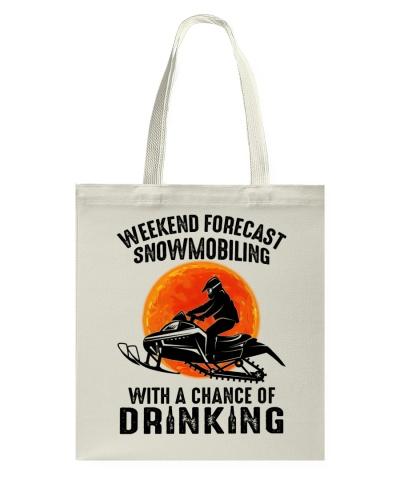 Snowboarding Weekend Forecast