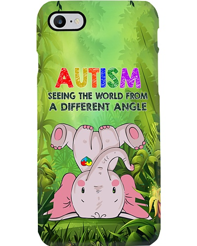 Aautism Seeing The World