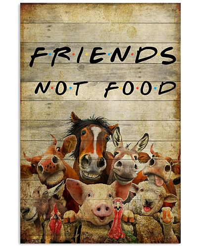 Animal Friends Not Food
