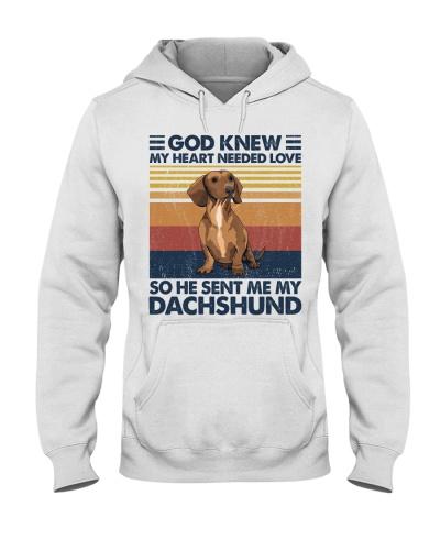 Dog He Sent Me My Dachshund