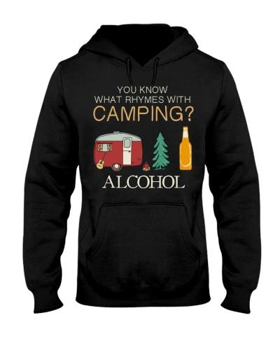 Camping Alcohol