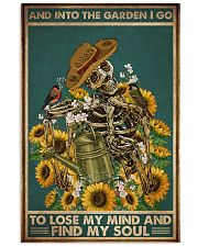 Garden Find My Soul 16x24 Poster front
