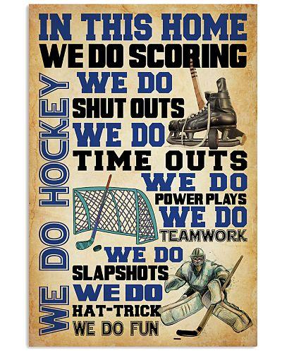 Hockey This House