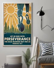 Running Let Us Run 16x24 Poster lifestyle-poster-1
