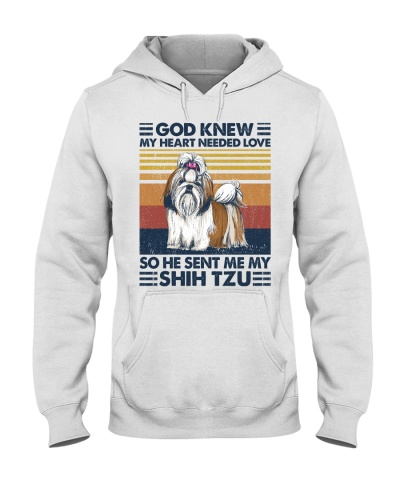 Dog He Sent Me My Shih Tzu