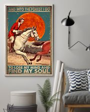 Horse Find My Soul 16x24 Poster lifestyle-poster-1