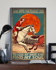 Horse Find My Soul 16x24 Poster lifestyle-poster-2