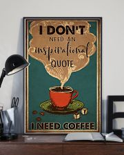 Coffee I Need Coffee 16x24 Poster lifestyle-poster-2