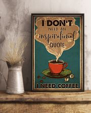 Coffee I Need Coffee 16x24 Poster lifestyle-poster-3