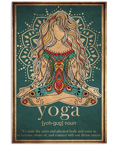 Yoga To Unite The Spirit