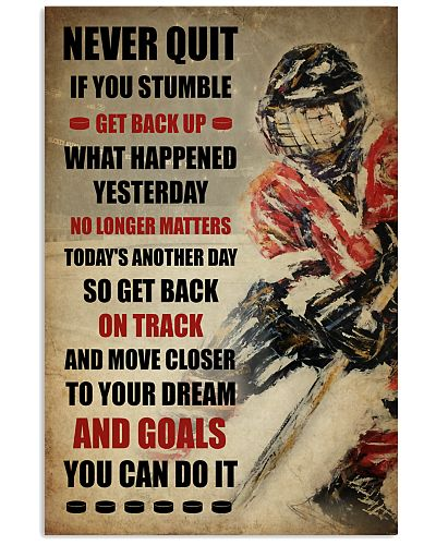 Hockey You Can Do It