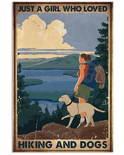 Hiking And Dog