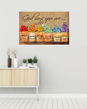 LGBT God Say You Are 36x24 Poster poster-landscape-36x24-lifestyle-01