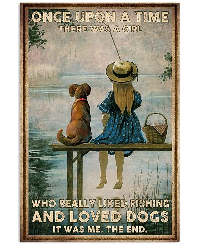 Dogs And Fishing