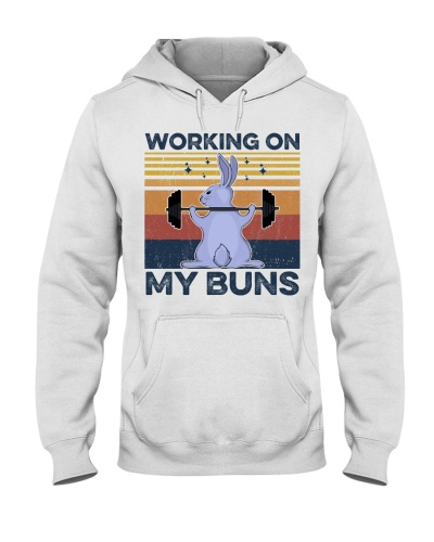 Fitness Working On My Buns