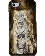 Cat Tiger Phone Case i-phone-8-case