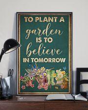 Garden To Plant A Garden 16x24 Poster lifestyle-poster-2