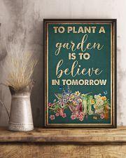 Garden To Plant A Garden 16x24 Poster lifestyle-poster-3