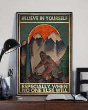 Bigfoot Believe In Yourself 16x24 Poster lifestyle-poster-2
