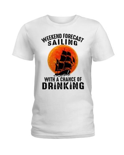 Sailing Weekend Forecast
