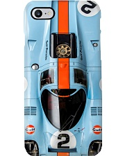 Racing  Race Car PC Phone Case i-phone-8-case