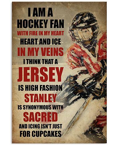 Hockey  I Am A Hockey Fan