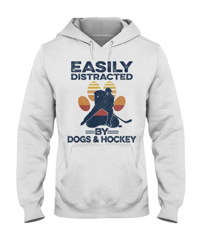Dogs And Hockey