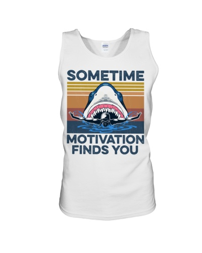 Swimming Sometime Motivation Finds You