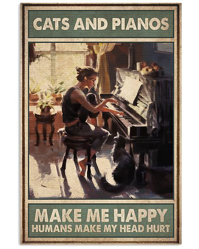 Cats And Pianos