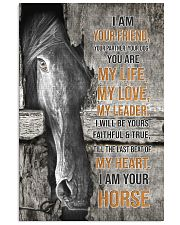 Horse I Am Your Friend 16x24 Poster front
