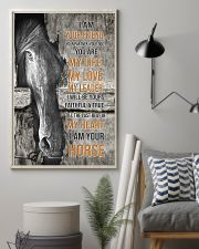 Horse I Am Your Friend 16x24 Poster lifestyle-poster-1