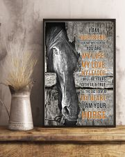 Horse I Am Your Friend 16x24 Poster lifestyle-poster-3